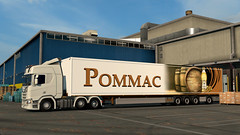Trial version Ristimaa Pommac ([johannes]) Tags: ets2 euro truck simulator 2 exceptionnel way road ristimaa trucks trucking tuning trailer transport transit thermo style super customs scania skin stiholt nextgen pommac lkw lastkraftwagen convoi