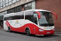 Bus Eireann SC328 (151D19512). (Fred Dean Jnr) Tags: buseireann scania irizar century sc328 151d19512 busarus dublin september2018
