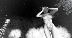 Cammino e Vivo Capovolto III (Saga Mea) Tags: digital art digitalart 3d virtual sl secondlife misterohifeng