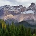 Cathedral Crags Portrait (Yoho National Park)