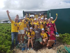 WhatsApp Image 2018-09-16 at 00.48.36 (Let's Do It World) Tags: hawaii wcd2018 worldcleanupday letsdoitworld letsdoit cleanup beach tshirts