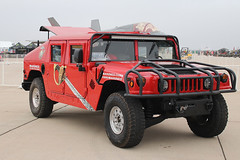 HMMVE (High Mobility Multipurpose Wheeled Vehicle) (NTG842) Tags: san diego marine corps air station miramar hmmve humvee high mobility multipurpose wheeled vehicle