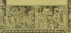 This image is taken from L'alphabet de la mort : entouré de bordures du XVIe siècle et suivi d'anciens poëmes français sur le sujet des trois mors et des trois vis (Medical Heritage Library, Inc.) Tags: dance death rcplondon ukmhl medicalheritagelibrary europeanlibraries date1856 idb22651238