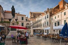 Dubrovnik (tamson66) Tags: dubrovnik montenegro travel city square