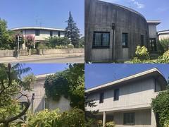 2753 (Simon Aughton) Tags: italy italia faenza concrete house brutalist brutalism architecture