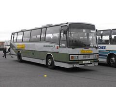 1006, B106 JBA, Leyland Tiger, Plaxton Body (Andy Reeve-Smith) Tags: 1006 plaxton tiger midlandredwest donington derbyshire derbys leicestershire leics b106jba doningtonpark castledonington midlandred leyland showbus 2018 showbus2018