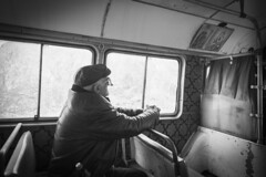 8 (Mateusz Paszek) Tags: armenia skancheli bus