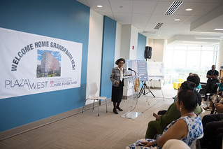 MMB Opens First Grandfamily Affordable Housing Community