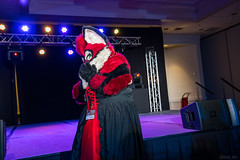 DSC08985 (Kory / Leo Nardo) Tags: pacanthro pawcon paw con pac anthro convention fur furry fursuit suiting mascot sona fursona san jose doubletree hotel california dance party deck animals costuming pupleo 2018