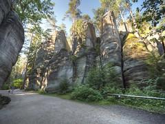 Adrspasske Skaly (Dan_Vel) Tags: czechrepublic czech mountain landscape panasonicgx9 laowa7520 wideangle hdr adrspasske skaly