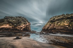 Into grey heavens (SunThroughEyelids) Tags: skyline sky follow moody mood dark makro makeo north travel amazing clouds cloudy cloud fullframe sonya7ii a7 a7iii sonya7iii sony newzealand nz beautiful beauty adventure
