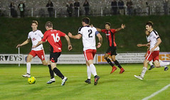 Lewes 2 Kings Langley 1 FAC replay 26 09 2018-177.jpg (jamesboyes) Tags: lewes kingslangley football nonleague soccer fussball calcio voetbal amateur facup tackle pitch canon 70d dslr