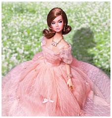 Peach Princess (RockWan FR) Tags: peach princess modelliving poppyparker fashionroyalty integritytoys
