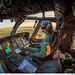 Cabine do H-60L Black Hawk