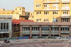 Catania view (10b travelling / Carsten ten Brink) Tags: carstentenbrink 2018 catania etna europa europe iptcbasic italia italian italie italien italy sicily villabellini cmtb