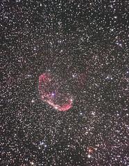 Nebulosa Creciente (alexmanzaneraserra) Tags: astrophotography astronomy messier universe deepsky nihgtphotography longexposure nightsky