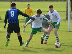 20181021 U16B 26 (Cabinteely FC, Dublin, Ireland) Tags: 2018 20181021 cabinteely cabinteelyfc markscelticfc ddslu16b kilboggetpark dublin ireland football soccer 2002