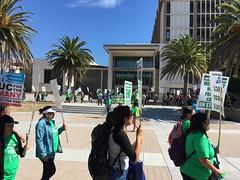 AFSCME Strike @ UCSB 34