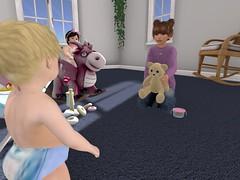 Teddy Bribe (Breauna Wynterr / Baby Face) Tags: bebe body teddy toddleedoo tweenster boomering box whippersnapers anypose utilizator bento bodypositive babysitting