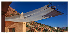 More Moroccan Skies With Sunshade, Tazoualt تازوالت,  Morocco. (Richard Murrin Art) Tags: moremoroccanskieswithsunshade tazoualtتازوالت morocco maroc richard murrin art