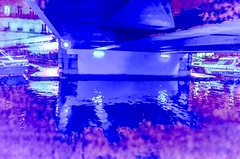 blue1 (Bigeyes34) Tags: pont bridge bleu blue