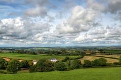 Cornish countryside near Liskeard (Baz Richardson) Tags: cornwall southeastcornwall farmland countryside kithill widegates
