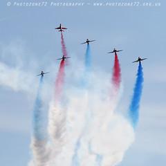 8371 Goose (photozone72) Tags: eastbourne airshows aircraft airshow aviation canon canon7dmk2 canon100400f4556lii 7dmk2 redarrows reds redwhiteblue raf rafat goose