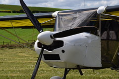 G-CCWC (NathaTaggart C42) Tags: skyranger cmore rotax912 flyingni