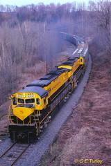NYS&W 3002      4-84 (C E Turley) Tags: railway alco c430 nyc nysw