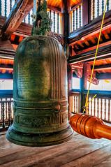 Phu Quoc, Vietnam (Kevin R Thornton) Tags: hoquocpagoda d90 phuquoc bell nikon vietnam travel metalwork thànhphốphúquốc tỉnhkiêngiang vn