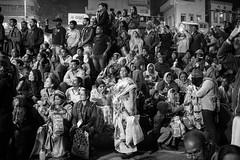 Street shot, Varanasi India (mafate69) Tags: asia asie asiedusud street streetshot southasia subcontinent souscontinent streetlevelphoto india inde up uttarpradesh varanasi benares benaras kashi nb noiretblanc blackandwhyte bw rue reportage documentaire documentary foule crow light lumière hindouisme hinduism hindu ganga gange aarti aarty puja gath