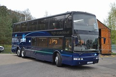 Coachpoint A14 CPX (tubemad) Tags: a14cpx jonckheere monaco volvo b12t coachpoint cobham spring rally 462