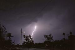 lightening (shottwokill) Tags: lightening night oct sky skynight rain d5 nikon trees weather
