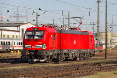 DB 193 324 Basel Bad (daveymills37886) Tags: db 193 324 basel bad baureihe siemens vectron