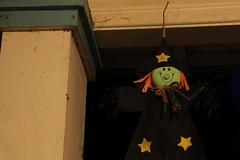Witches were hung on the stairway . . . (SolanoSnapper) Tags: werehere everydayishalloween 6ws witch