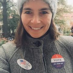 Voting in D.C.!