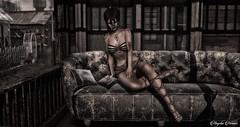 Look 198 (мαчєℓαι ηєιѕѕєя) Tags: second life sl secondlife world virtual avatar woman female girl fash clothes fashion tattoo mooloo lic femalefashion womanfashion dark tatuaje sexy sensual girly glamour new news blog blogger blogging maitreya bento mesh
