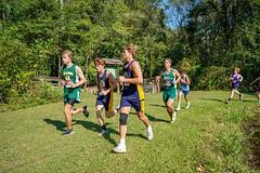 FLO05942 (chap6886@bellsouth.net) Tags: running run race girls boys team trees lake athletes action athletics america xc 5k highmiddleschool highschool
