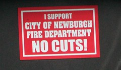 City of Newburgh, New York (Steve Rollo) Tags: nfd iaff newburgh ny union firefighters nbny burgh fd cuts laidoffs