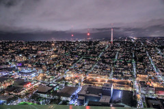 IMG_4322_Seattle (Alex Hsieh (椰子人)) Tags: ç´è² seattle skyline 2016 fall thanksgiving washingtonstate city canon night landscape canon6d 6d usa roadtrip wa