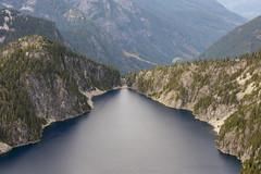 Angeline Lake (Scott_Nelson) Tags: skykomish washington unitedstates us cascades cascadesfromtheair cascademountians aerialphotography aerial fall fallcolors