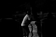 WTF ? (imagejoe) Tags: vegas nevada street strip black white photography photos shadows reflections tamron people nikon