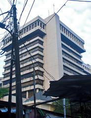 Gedung Kementerian Perdagangan (Ya, saya inBaliTimur (leaving)) Tags: jakarta building gedung architecture arsitektur office kantor