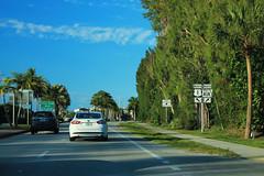 US1 North - North A1A Signs - Juno Beach (formulanone) Tags: junobeach us1 fla1a a1a florida