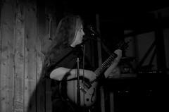 Marisa Anderson (rotabaga) Tags: sverige sweden svartvitt göteborg gothenburg pentax k5 music alternative
