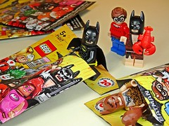 LEGO – 71017 – Minifigures – Batman Movie – Series 1 – Hey, You don't belong here! (My Toy Museum) Tags: lego minifigures minifigure mini figure batman movie