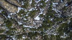 Projection Bluff (R. Francis) Tags: ryanfrancis ryanfrancisphotography tasmania centralplateau centralhighlands greatlake projectionbluff dji djimavicpro drone aerial dolerite snow heath