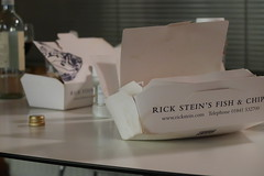 Rick Stein's fish and chips (as098_uk) Tags: canon canong7xmkii g7x g7xmkii cottage littlepetherick hillview fishandchips rickstein's takeaway food