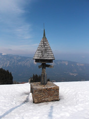 Triple Border (marco_albcs) Tags: rateče slovenia slovenija nature mountains hiking triple border austria italy