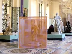Migrants,  Cécile BART (Raymonde Contensous) Tags: paris petitpalais fiac2018 artcontemporain expositions installationsartistiques musée architecture insolite